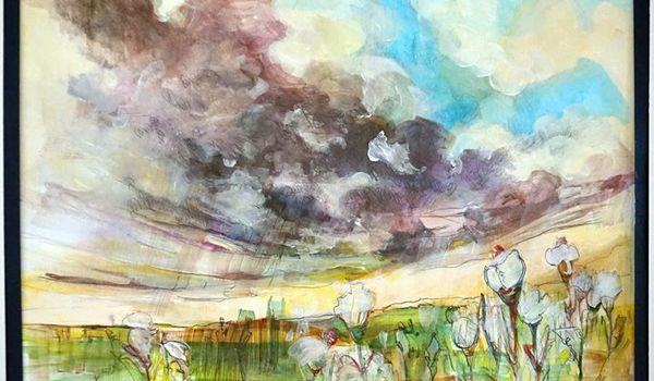 Going. | Piękno zauważone - wernisaż wystawy Andrzeja Tadeusiaka - Teatr Lalek Arlekin