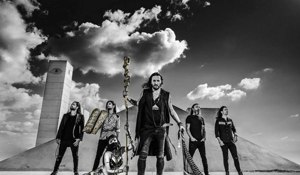 Going. | Orphaned Land + supports