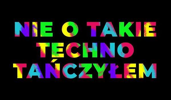 Going. | Nie o takie techno tańczyłem