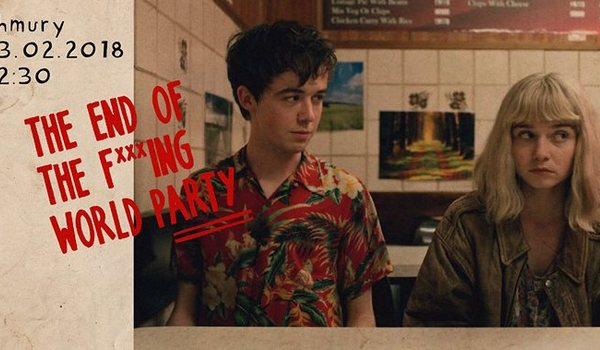 Going. | The end of the f***ing world party - Klubokawiarnia Chmury