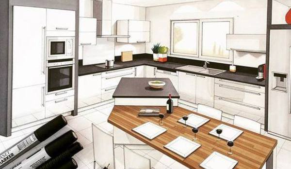 Ekspresowy Kurs Projektowania Kuchni I Mebli Kuchennych