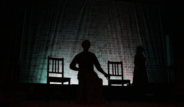 Going.   Sen Srebrny Salomei - Teatr Studio