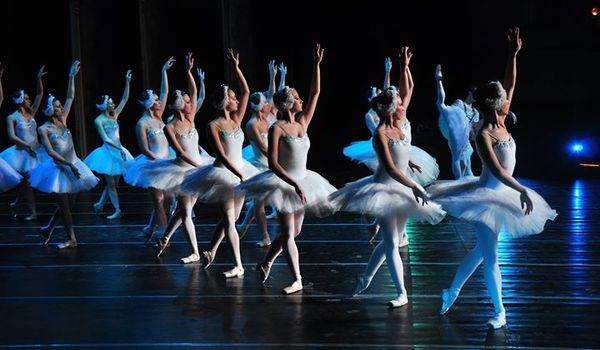 Going. | Jezioro Łabędzie - Royal Russian Ballet!