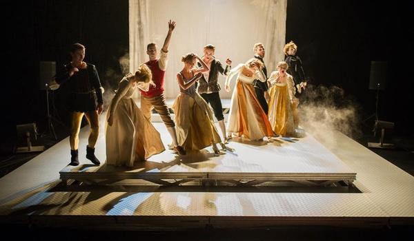 Going. | Teatr Papahema: Poskromienie Złośnicy - Opera i Filharmonia Podlaska