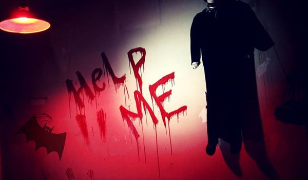 Going. | Halloween - Horror Lab - Iskra