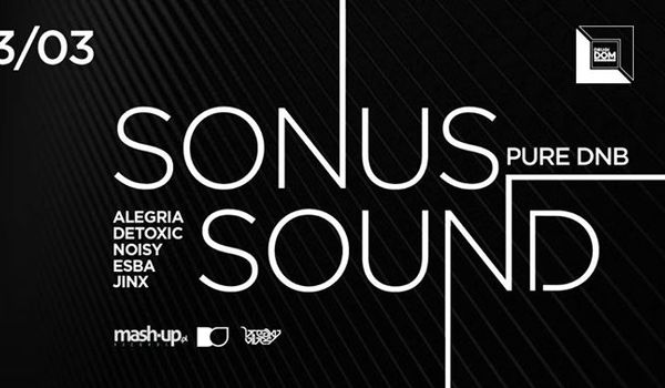 Going. | Sonus Sound. PURE DNB #2