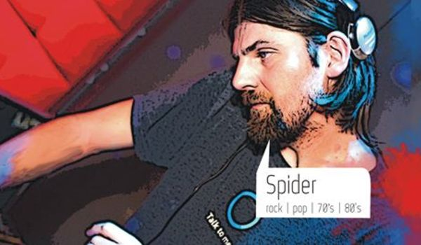 Going. | Sobota z Dj Spiderem (Rock/ Pop/ 70'80'S)