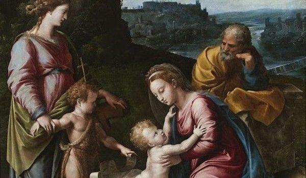 Going. | Galeria Dawnego Malarstwa Europejskiego - Muzeum Narodowe
