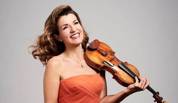 Going. | Anne-Sophie Mutter - Narodowa Orkiestra Symfoniczna Polskiego Radia w Katowicach
