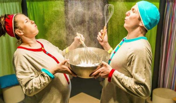 Going. | Kuchnia Pełna Niespodzianek - Teatr Baj