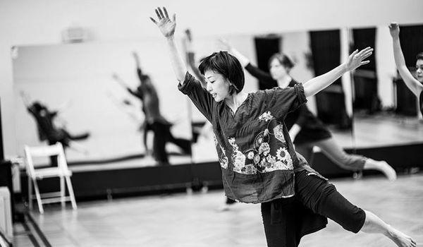 Going. | Otwarty pokaz pracy powarsztatowej z Takako Matsudą