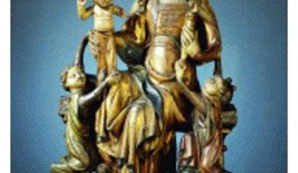 Going. | Wystawa Stała W Muzeum Narodowym: Sztuka Śląska Xii - Xvi W. - Muzeum Narodowe we Wrocławiu