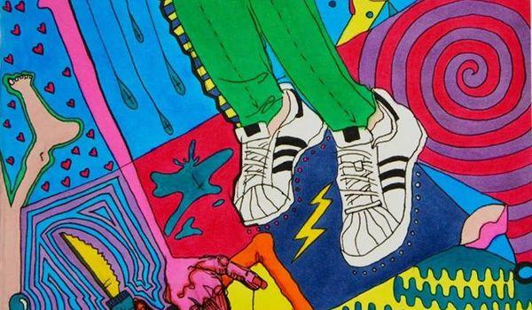 Going. | Wernisaż prac Katarzyny Glinka - Pop'n'Art