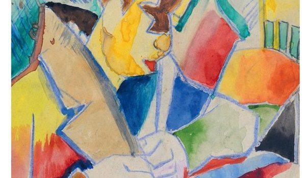 Going. | Twarze awangardy. Artyści I Grupy Krakowskiej - Galeria Piekary