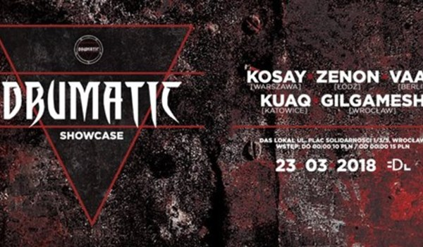 Going. | Drumatic Showcase - Das Lokal
