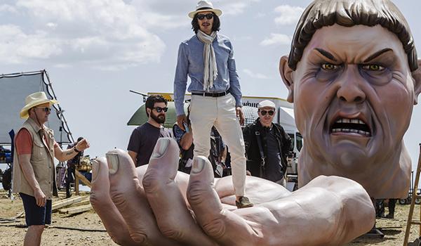 Going. | Człowiek, który zabił Don Kichota - Kino Nowe Horyzonty