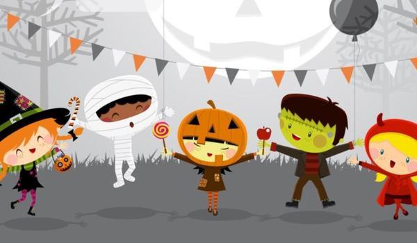 Going. | Halloween - Bal duszków i straszydeł - Elefun Sala Zabaw Witawa