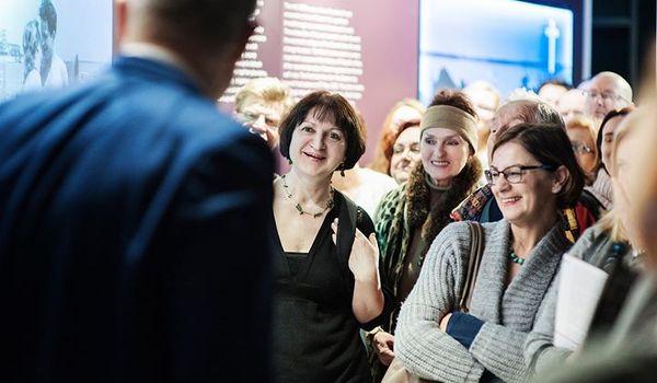 Going. | Seniorzy Edukatorzy – Muzeum odkryte – program dla Seniorów - Muzeum Miasta Gdyni