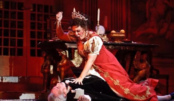 Going. | Met Opera: Tosca - Centrum Kultury ZAMEK w Poznaniu