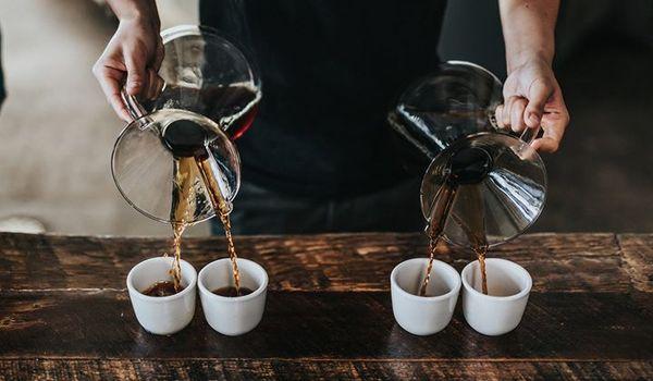 Going. | Kuba Świątek i kawa w ramach cyklu Dieta - decyzje - Dwa Jelonki