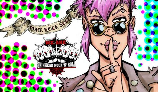 Going. | Punk Rock Soul Vol. 4 - Klub u Bazyla