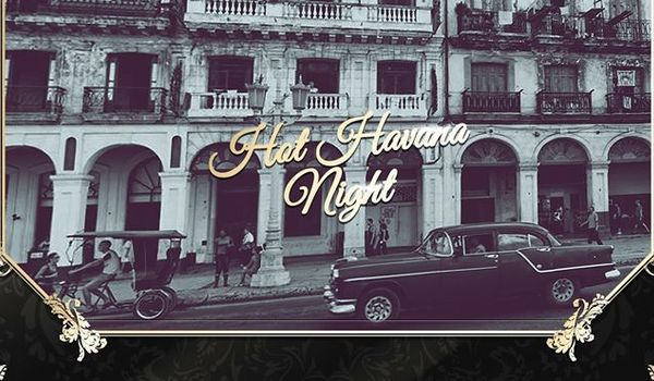 Going. | Hot havana night with Dj Saf1