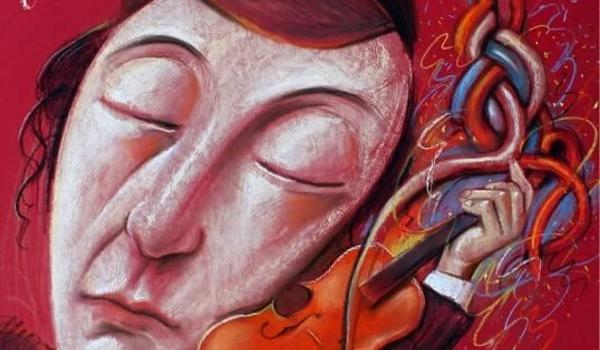 Going. | Koncert muzyki klezmerskiej - Synagoga Izaaka