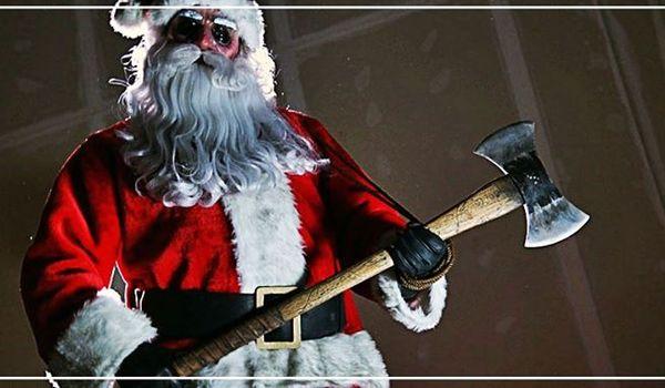 Going. | Jak przyłapać Świętego Mikołaja?