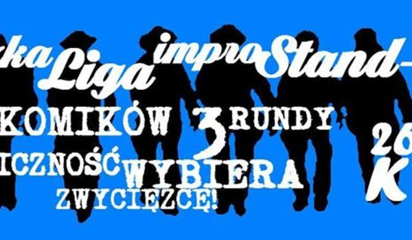 Going. | Łódzka liga impro stand-up - KIJ - multitap bar