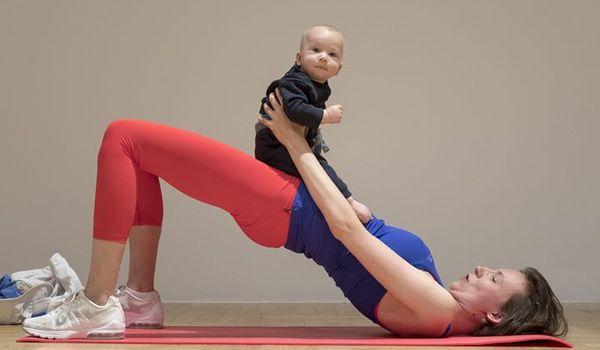 Going. | Love exercises - zajęcia ruchowe dla rodziców z maluchami