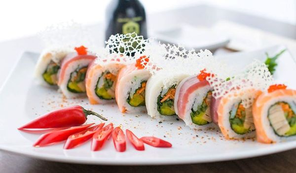 Going.   Warsztaty sushi: część 2 - Michał Przybysz - Ashanti - Szkoła Kulinarna