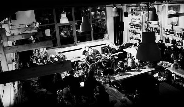 Going. | Kasprzycki Band Cover System