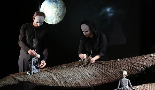 Going. | Wielkie pytanie - spektakl z warsztatem - Teatr Pinokio w Łodzi
