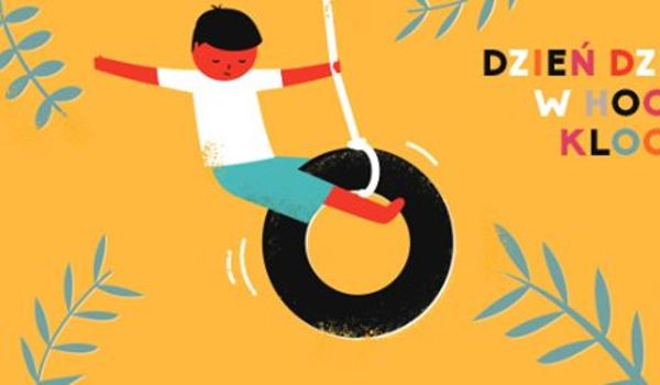 Going. | Dzień Dziecka W Hockach Klockach / Nad Wisłą - Hocki Klocki nad Wisłą
