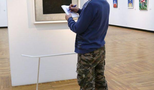 Going. | Jerzy Kosałka | Alternatywna Historia Sztuki - Galeria Entropia