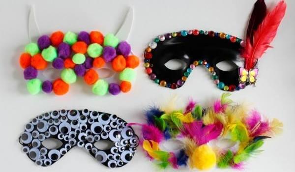 Going.   Ciuciubabkowa Fabryka Zabawek - maski karnawałowe - Ciuciubabka