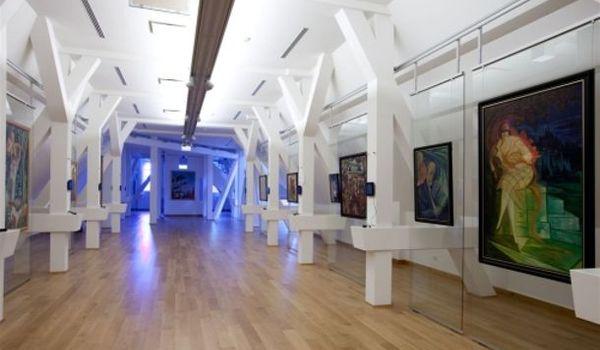 Going. | Wystawa Stała W Muzeum Narodowym: Polska Sztuka Współczesna - Muzeum Narodowe we Wrocławiu