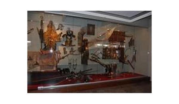 Going. | Eskpozycja stała w Wielkopolskim Muzeum Wojskowym - Wielkopolskie Muzeum Wojskowe