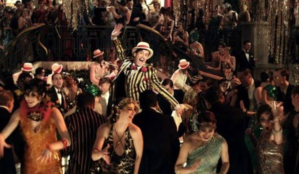 Going. | Karnawałowa Fiesta / lata 20ste - Cafe Kino