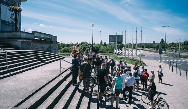 Going. | Wykłady i spacery o Nowym Porcie / Lokalni Przewodnicy - Gdańsk Nowy Port