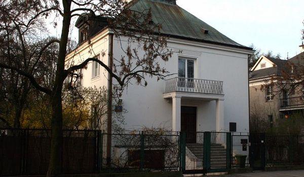Going. | Ekspozycja Stała w Muzeum Władysława Broniewskiego - Muzeum Władysława Broniewskiego - Oddział Muzeum Literatury