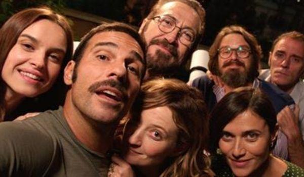 Going. | Kino plenerowe: Dobrze się kłamie w miłym towarzystwie - Bal