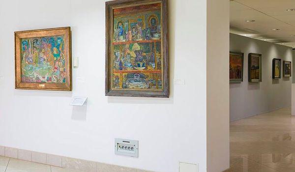 Going. | Świat obrazów - Zygmunt Waliszewski, Serwantka, 1931 - Muzeum Narodowe w Poznaniu, The National Museum in Poznań