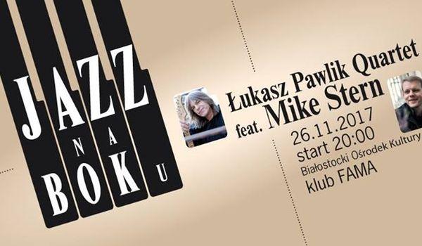 Going. | Łukasz Pawlik Quartet feat. Mike Stern