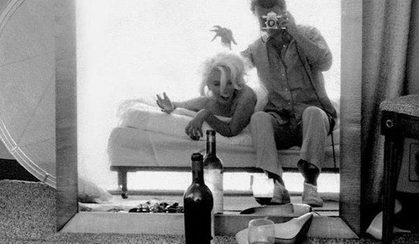 Going. | Projekcja filmu Bert Stern. Prawdziwy Madman