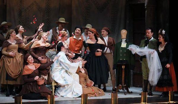 Going.   27. Festiwal Mozartowski Le Nozze Di Figaro/Wesele Figara Kv 492