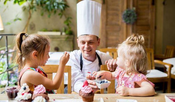 Going. | Warsztaty kulinarne dla dzieci i rodziców