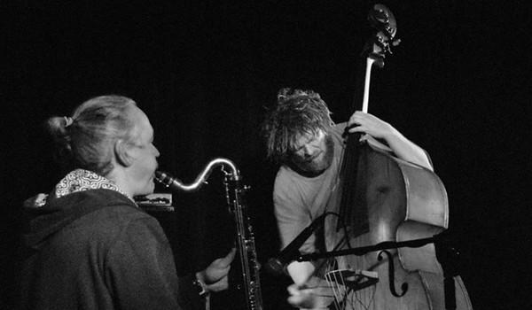 Going. | Jerzy Mazzoll & Sławek Janicki - koncert oraz film