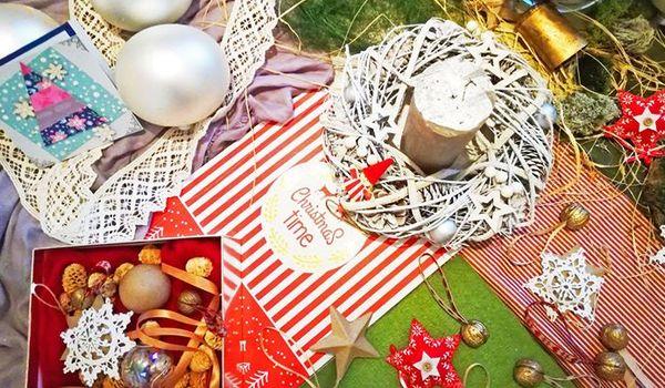 Going. | Świąteczny Kram: Scrapbooking, Florystyka - Biocultura Cafe