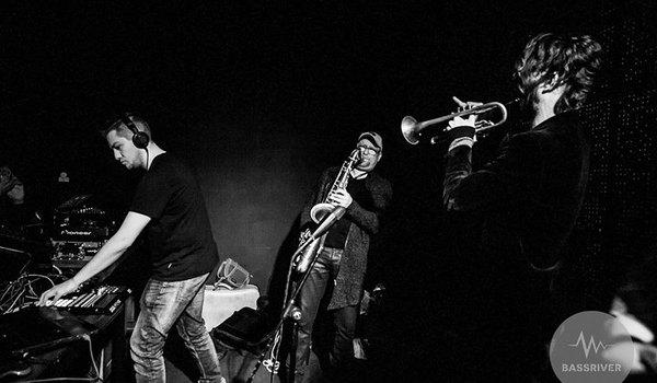 Going. | BassRiver session /DJs & live instruments & vocals